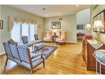 Living Room with Hardwood Floors (photo 4)