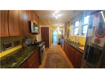 Updated kitchen with granite countertops (photo 5)