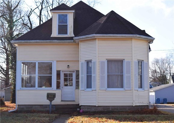 812 West Clay Street, Collinsville, IL - USA (photo 1)
