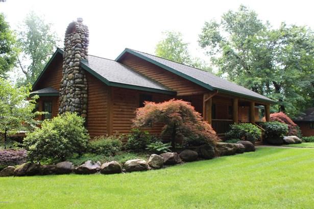 Single Family Residence, Log Home - Wayland, MI (photo 4)