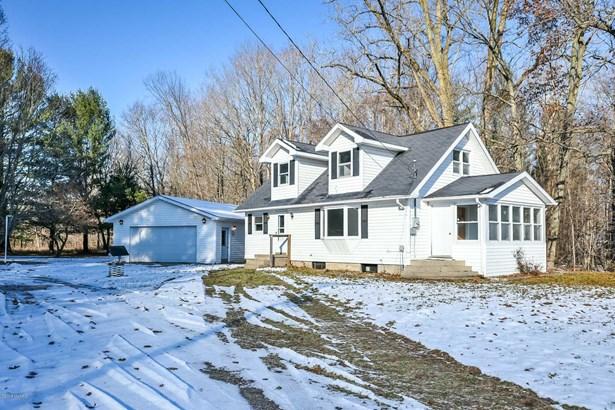 Single Family Residence, Traditional - Mount Pleasant, MI