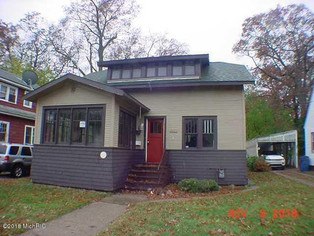 Single Family Residence, Bi-Level - Muskegon Heights, MI