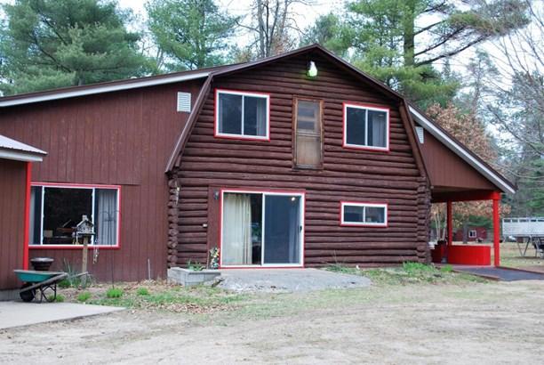 Single Family Residence, Log Home - Baldwin, MI (photo 2)