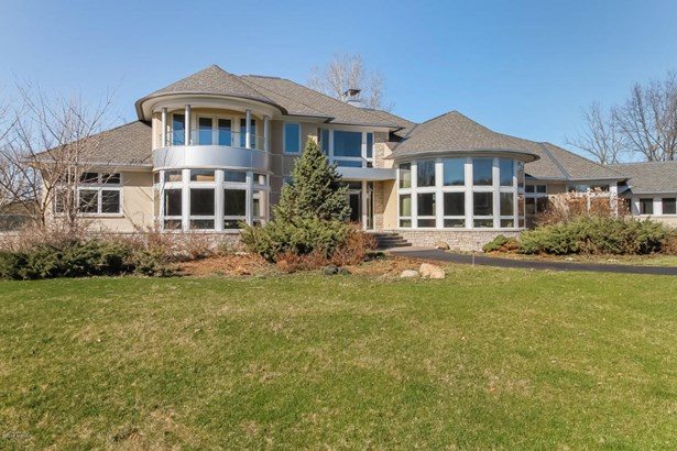 Single Family Residence, Contemporary - Otsego, MI (photo 2)
