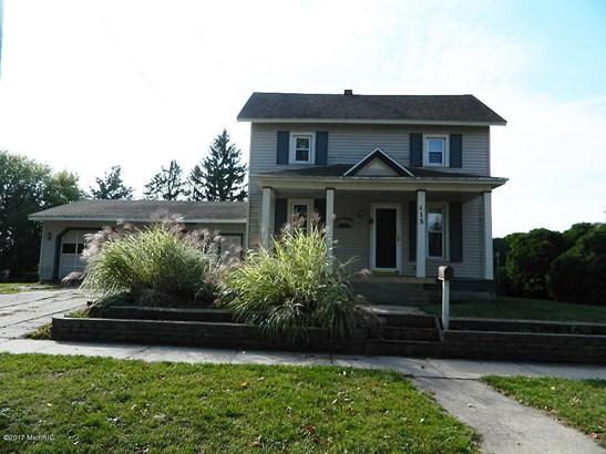 Cape Cod, Single Family Residence - Belding, MI (photo 1)