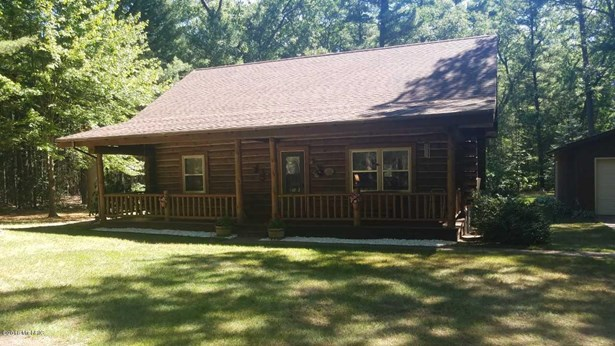 Single Family Residence, Log Home - Twin Lake, MI (photo 1)