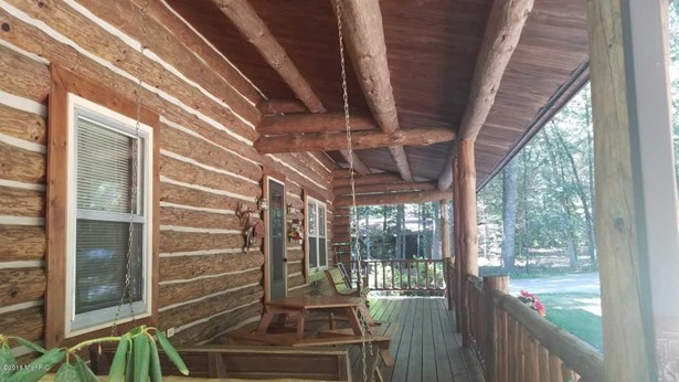 Single Family Residence, Log Home - Twin Lake, MI (photo 3)