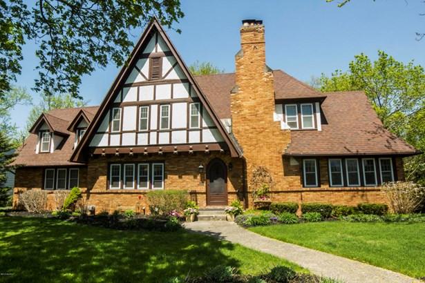 Tudor, Single Family Residence - East Grand Rapids, MI (photo 1)