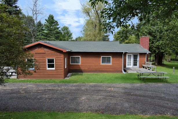 Single Family Residence, Ranch - Walkerville, MI (photo 3)