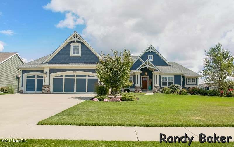 Single Family Residence, Ranch - Hudsonville, MI (photo 1)