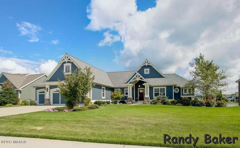Single Family Residence, Ranch - Hudsonville, MI (photo 2)