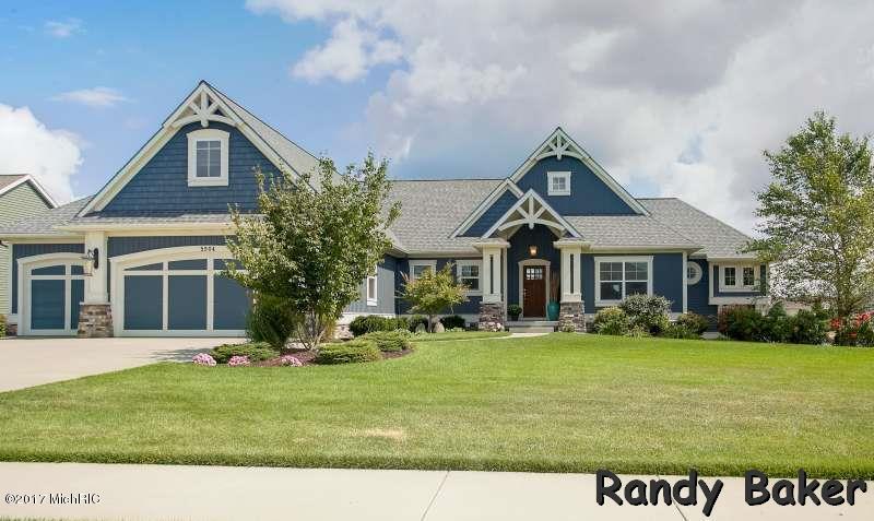 Single Family Residence, Ranch - Hudsonville, MI (photo 3)