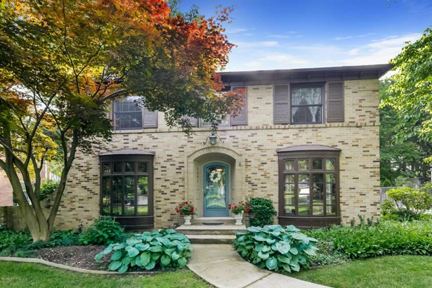 Single Family Residence, Traditional - East Grand Rapids, MI