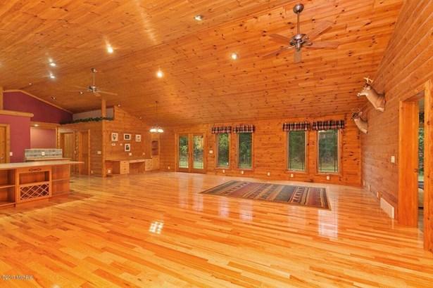 Single Family Residence, Log Home - Newaygo, MI (photo 4)