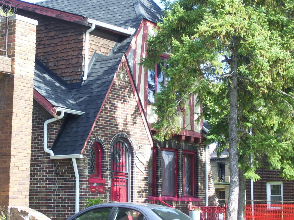 Tudor, Single Family Residence - Detroit, MI (photo 2)