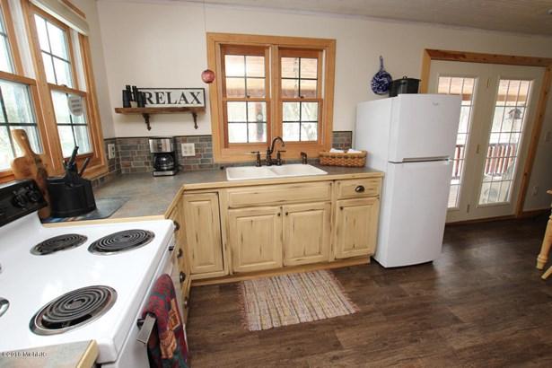 Cabin/Cottage, Single Family Residence - Hersey, MI (photo 5)
