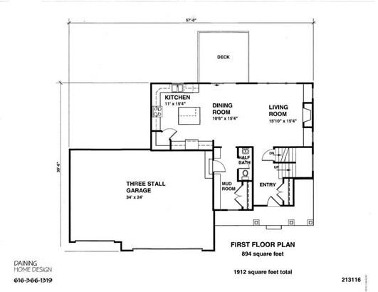 Single Family Residence, Traditional - Caledonia, MI (photo 2)