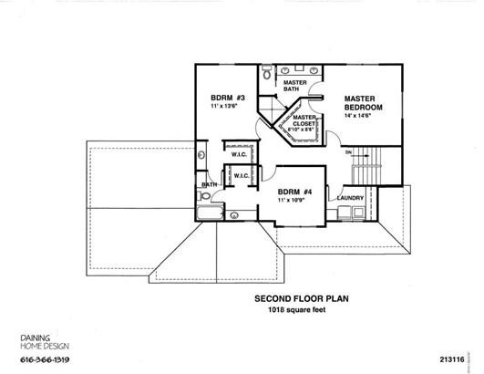 Single Family Residence, Traditional - Caledonia, MI (photo 3)