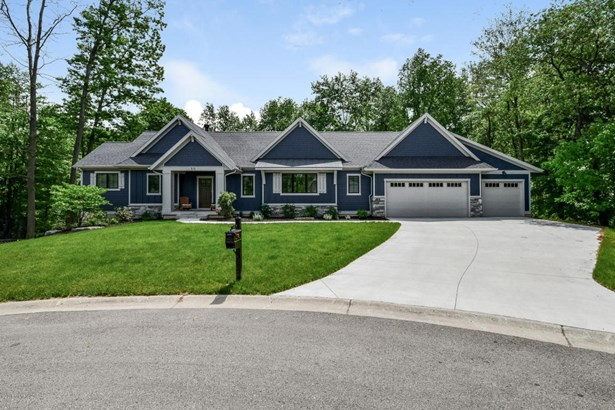 Single Family Residence, Ranch - Grand Rapids, MI (photo 1)
