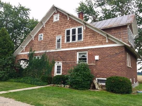 Farm House, Single Family Residence - Allegan, MI (photo 1)
