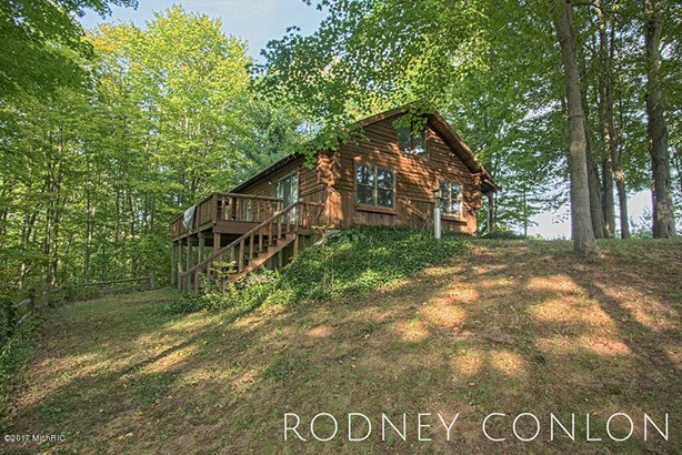 Single Family Residence, Log Home - Bloomingdale, MI (photo 3)