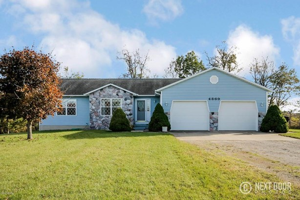 Single Family Residence, Ranch - Middleville, MI (photo 1)