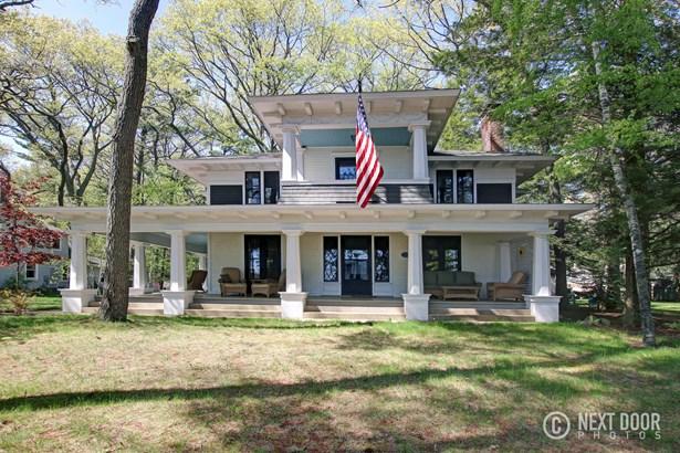 Single Family Residence, Colonial - Montague, MI (photo 2)