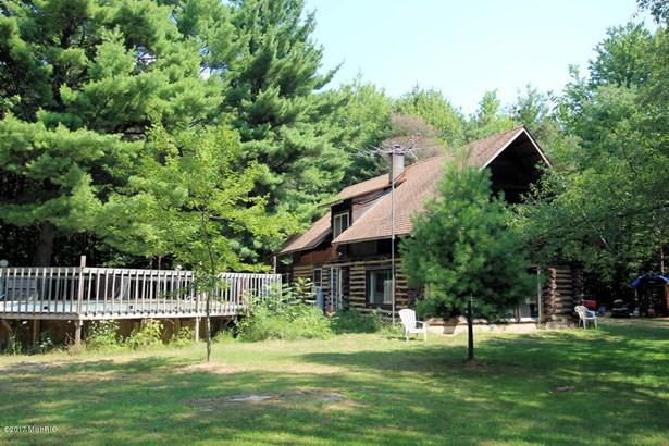 Single Family Residence, Log Home - Casnovia, MI (photo 1)