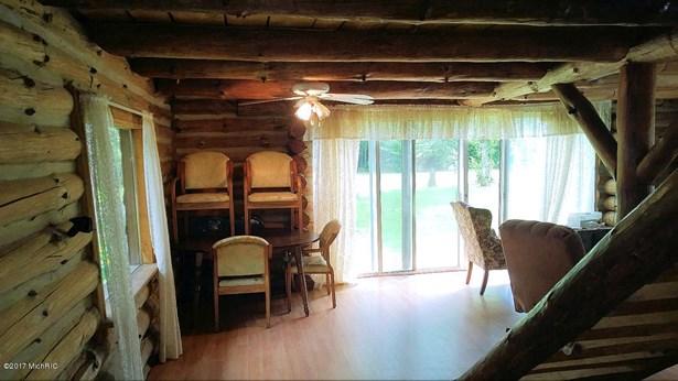 Single Family Residence, Log Home - Casnovia, MI (photo 5)