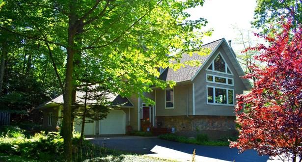 Single Family Residence, Contemporary - Mears, MI (photo 1)