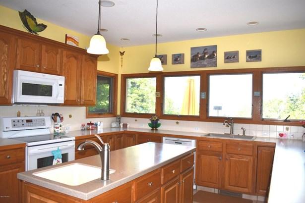 Single Family Residence, Contemporary - Mears, MI (photo 2)