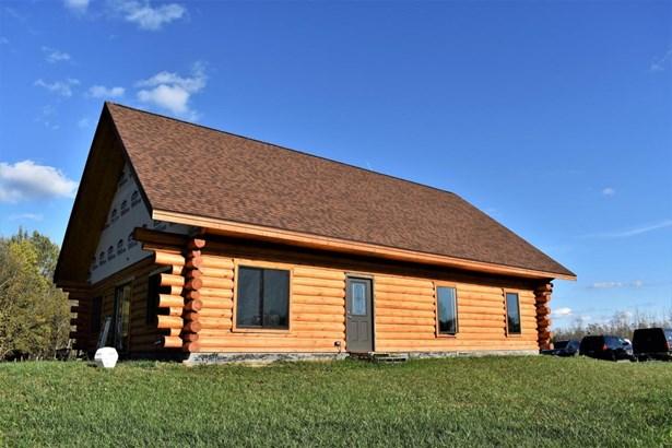 Single Family Residence, Log Home - Custer, MI (photo 2)
