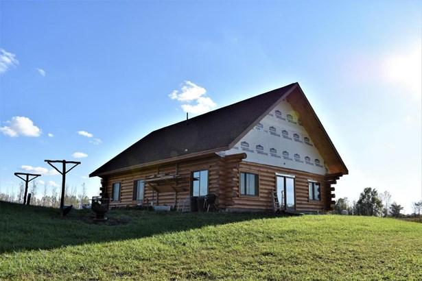 Single Family Residence, Log Home - Custer, MI (photo 3)