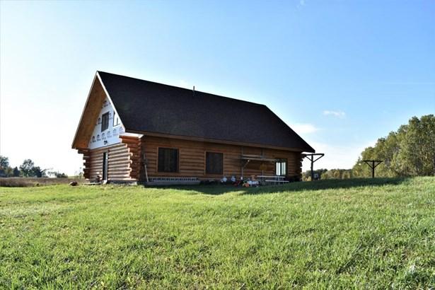 Single Family Residence, Log Home - Custer, MI (photo 4)