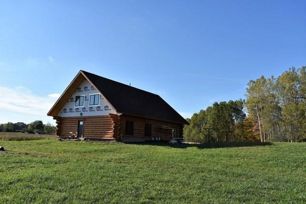 Single Family Residence, Log Home - Custer, MI (photo 5)