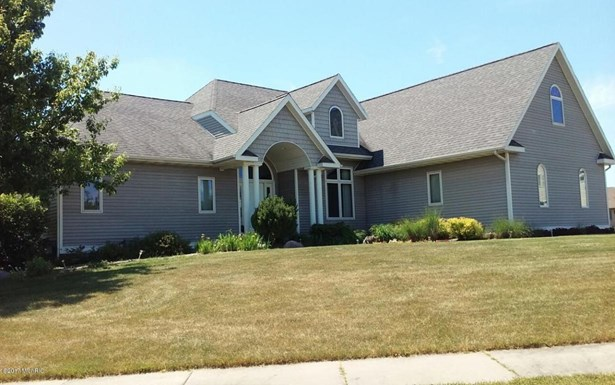 Single Family Residence, Ranch - Byron Center, MI (photo 2)
