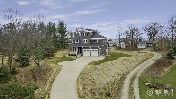 Single Family Residence, Traditional - West Olive, MI (photo 4)