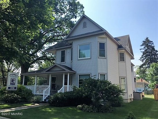 Single Family Residence, Victorian - Ludington, MI (photo 2)