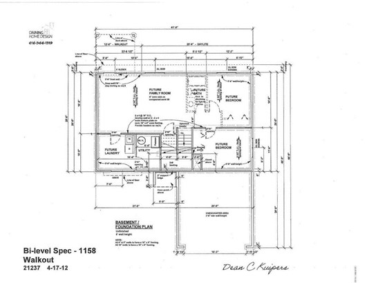 Single Family Residence, Bi-Level - Caledonia, MI (photo 4)