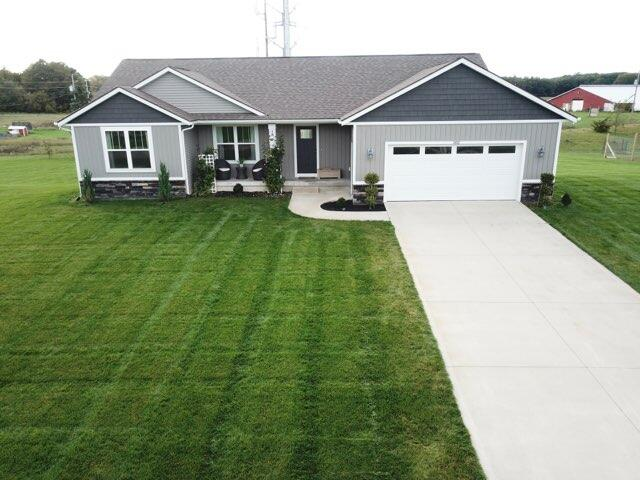 Single Family Residence, Ranch - Dorr, MI