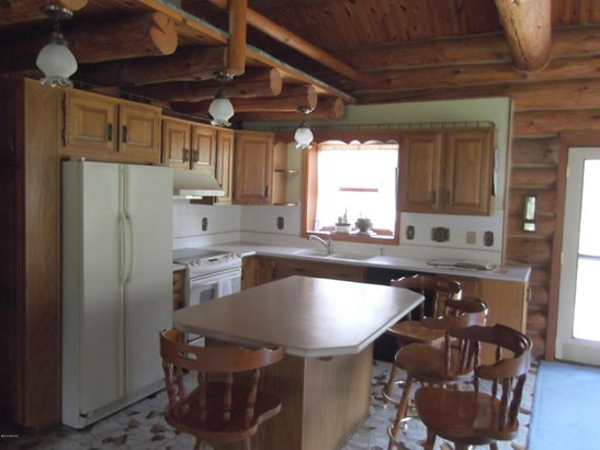 Single Family Residence, Log Home - Muskegon, MI (photo 4)