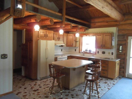Single Family Residence, Log Home - Muskegon, MI (photo 5)