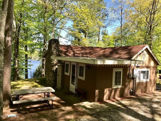 Cabin/Cottage, Single Family Residence - Fountain, MI (photo 4)