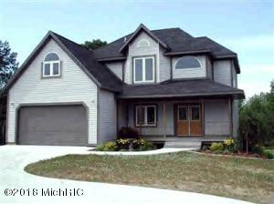 Single Family Residence, Contemporary - Scottville, MI (photo 1)