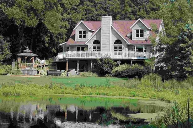 Cape Cod, Single Family Residence - Saranac, MI (photo 1)