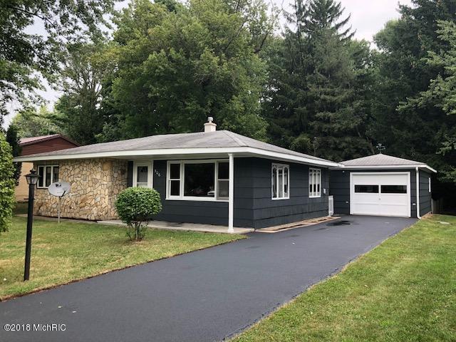 Single Family Residence, Ranch - Scottville, MI