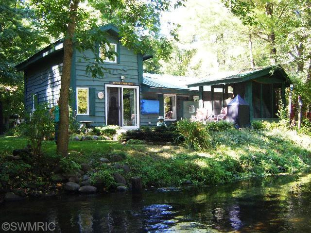 Cabin/Cottage, Single Family Residence - Baldwin, MI (photo 1)