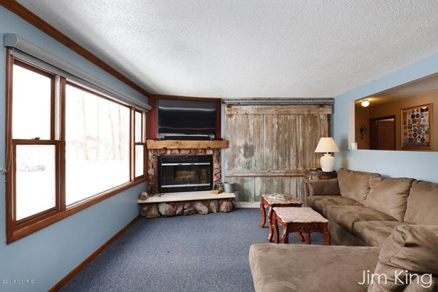 Single Family Residence, Ranch - Morley, MI (photo 4)
