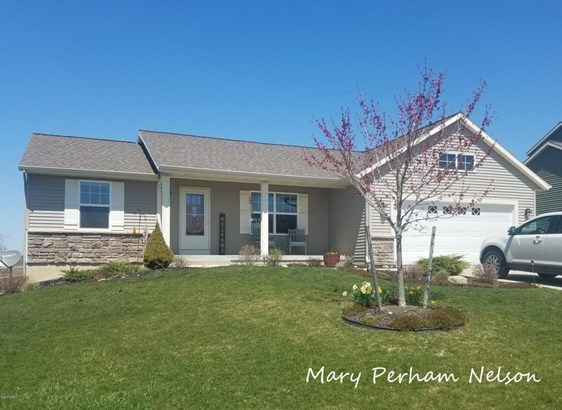 Single Family Residence, Ranch - Zeeland, MI (photo 1)