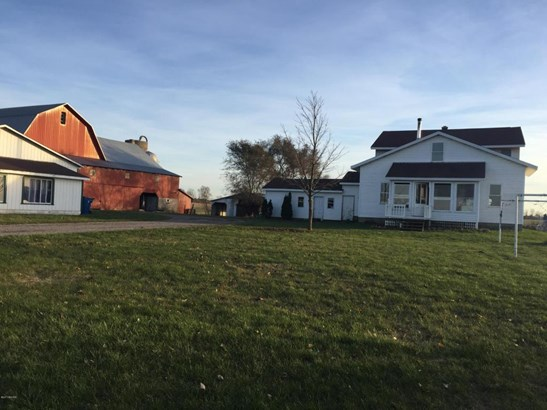 Farm House, Single Family Residence - Coral, MI (photo 1)